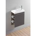 KIt meuble lave main avec distributeur de papier  toilette