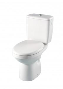 Pack WC à poser économique & écologique sortie horizontale