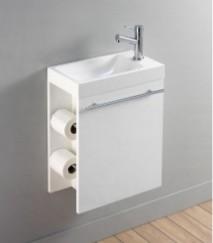 Lave mains et meuble