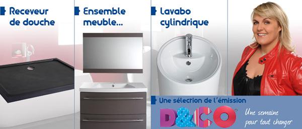 Pour une salle de bain comme chez D&CO