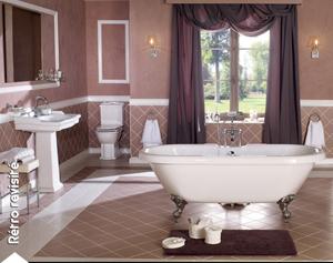 R novation salle de bain vente accessoires et mobilier - Refaire sa salle de bain seul ...