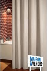 rideau de douche uni maison à vendre