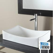 vasque céramique design maison à vendre