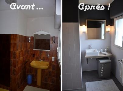 Emission Maison A Vendre Avec PlaneteBain Et Stephane Plaza - Relooking salle de bain