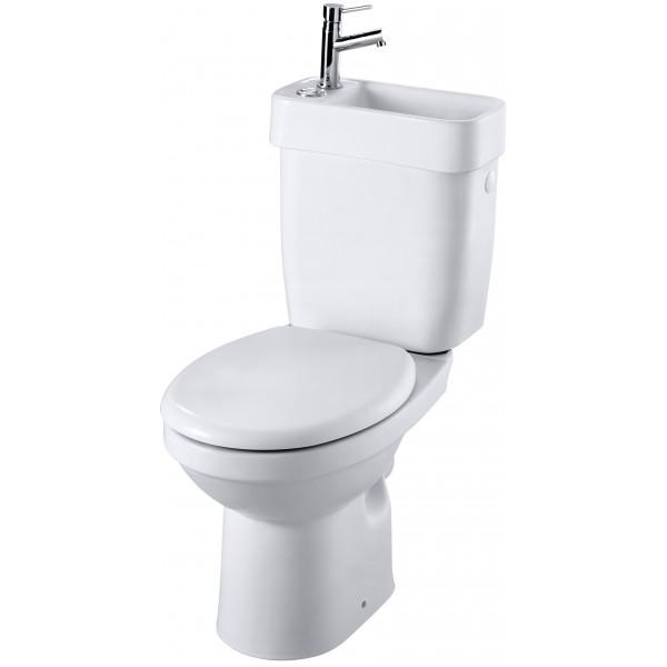WC lave mains