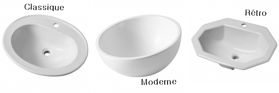 vasques en céramique