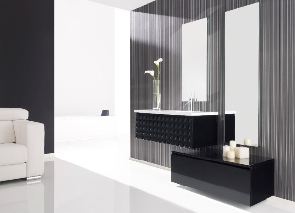meuble salle de bain naxani mobilier style contemporain. Black Bedroom Furniture Sets. Home Design Ideas