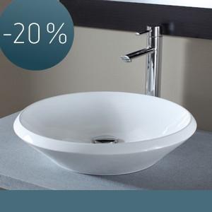 vasque céramique pas cher