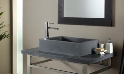 vasque. Black Bedroom Furniture Sets. Home Design Ideas