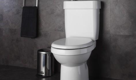 Pack WC avec lave-mains intégrés sortie verticale