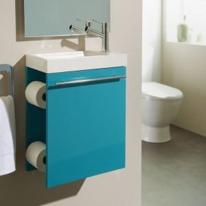 Meuble lave-mains distributeur bleu, meuble lave-mains distributeur, meuble lave-mains, meubles lave-mains, meuble lave mains planetebain
