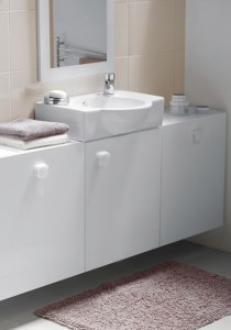 meuble salle de bain planetebain, meuble salle de bain gain de place, meuble vasque ceramique