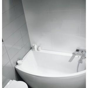 Meuble pour toute petite salle de bain avec planetebain for Baignoire petite profondeur