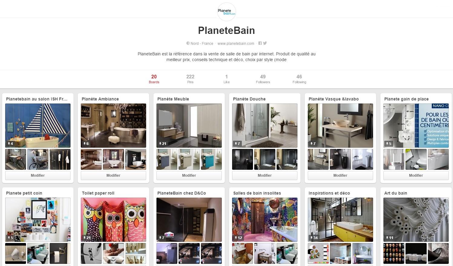 conseil en am nagement de salle de bain par planetebain le blog. Black Bedroom Furniture Sets. Home Design Ideas