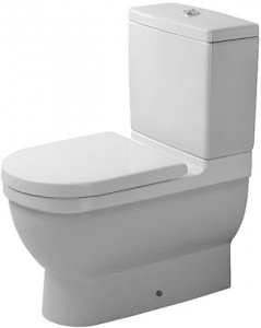 pack wc starck duravit, pack wc planetebain, wc à poser planetebain