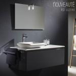 double vasque design