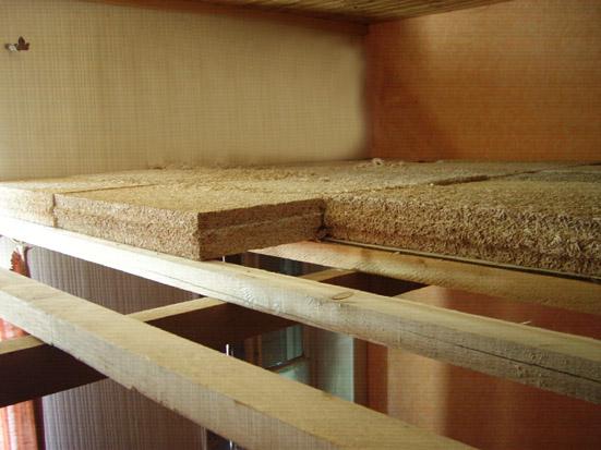 isolation acoustique faux plafond ossature bois