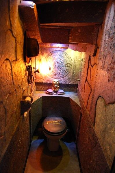 wc indiana jones
