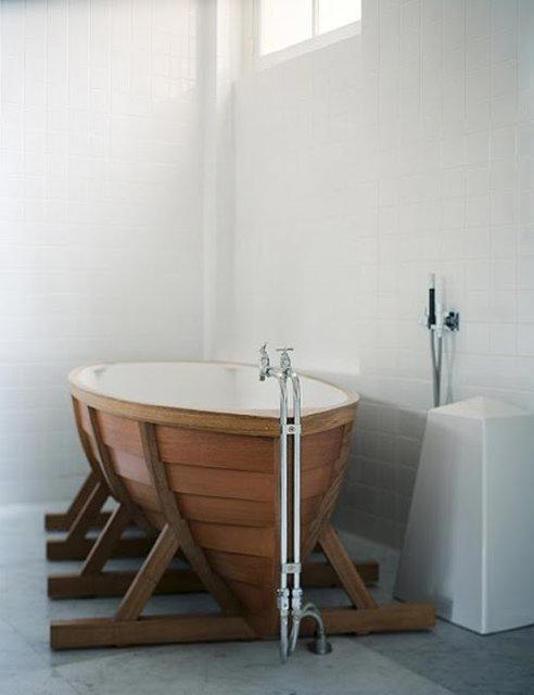 baignoire insolites, 10 baignoires hors du commun, blog planetebain