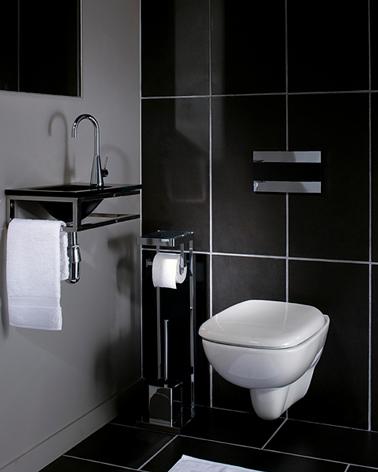 Remplacement wc à poser par une cuvette suspendue - PlaneteBain