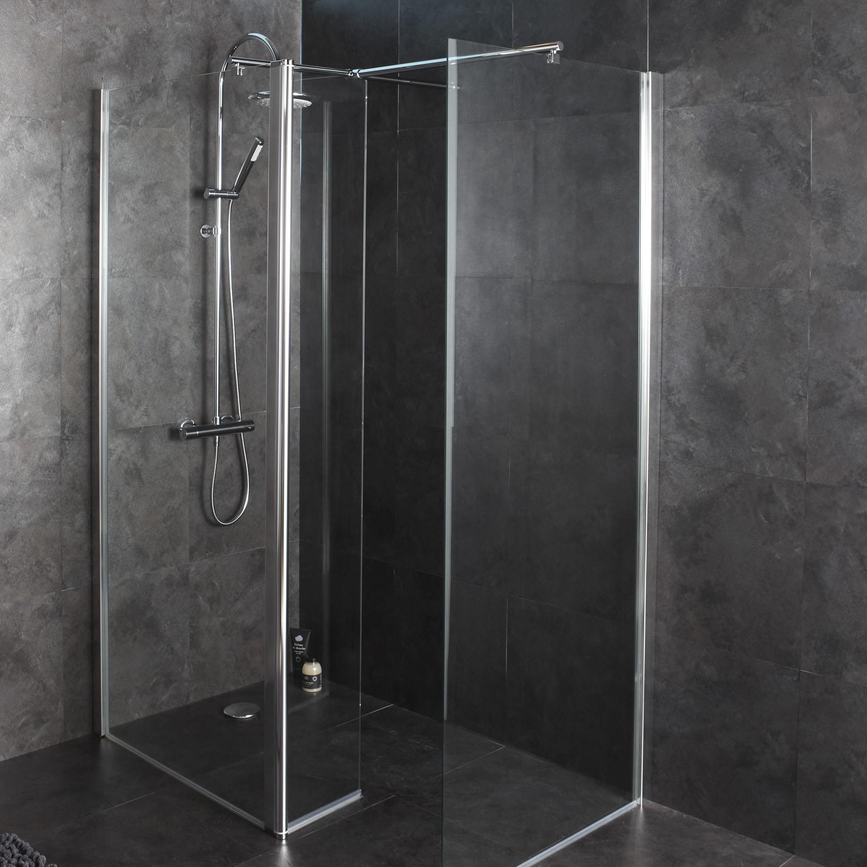 Comment bien choisir sa douche comparatif douches - Porte douche italienne ...