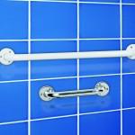 exemples de barres d'appui pour WC