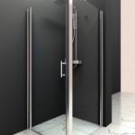 modèle de porte de douche