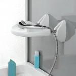 siege de douche pour handicapés