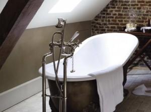 Une petite salle de bain luxe pour pas cher, c\'est possible ! |