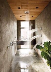 Une petite salle de bain luxe pas cher, c\'est possible !