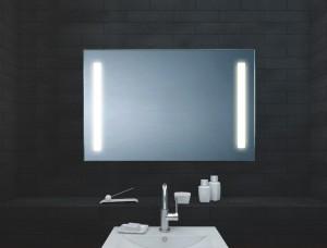 Voici un miroir à fonction bluetooth !