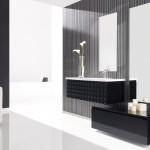lavabo moderne avec vasque