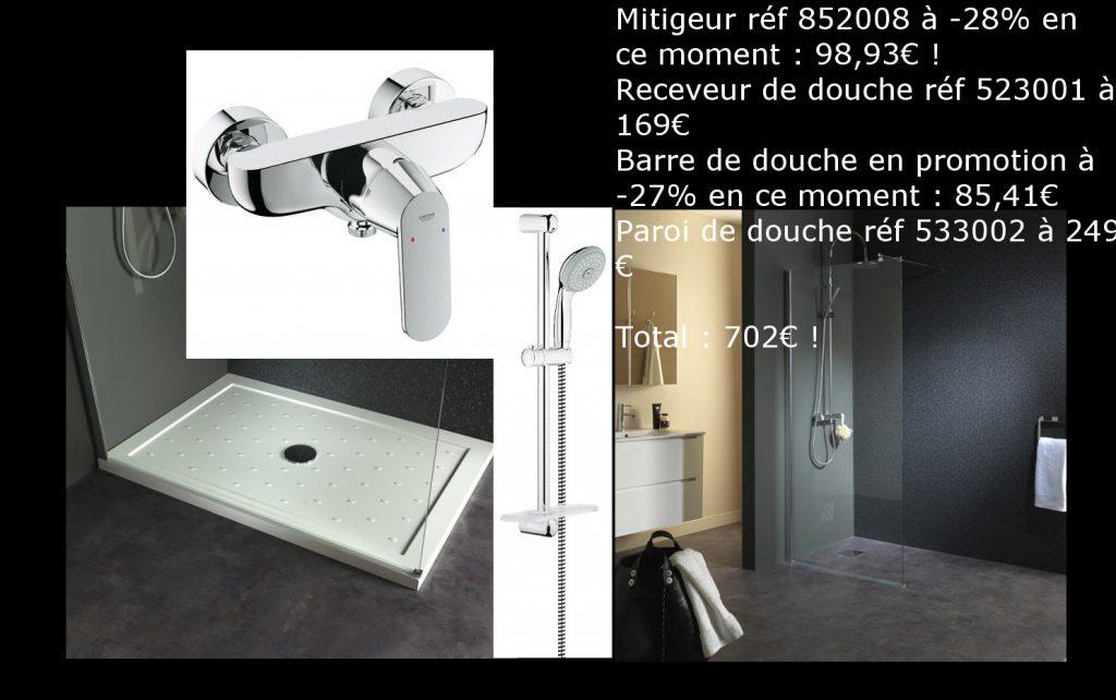am nager une salle de bain design et pas cher par planetebain. Black Bedroom Furniture Sets. Home Design Ideas