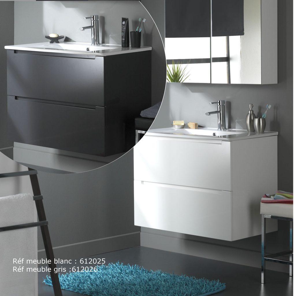 Meuble de salle de bain design - Pas cher