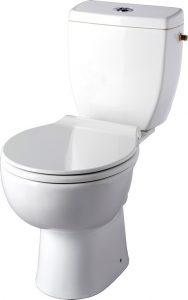 WC a poser avec système rimless