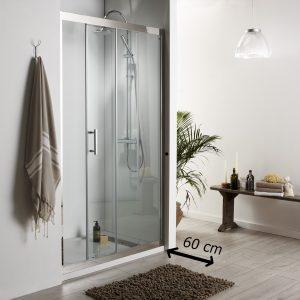 espace pour aménagement douche