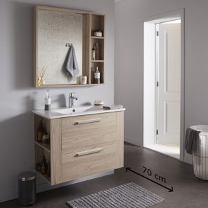 meuble aménagement salle de bainp
