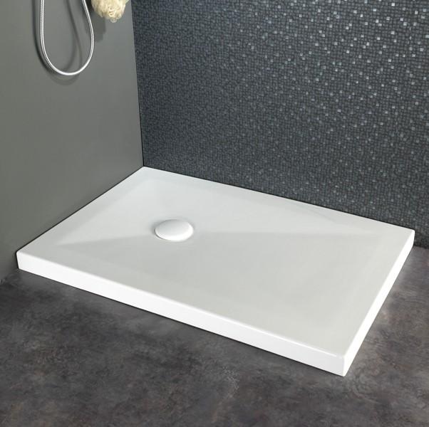 installer un receveur de douche pas pas avec. Black Bedroom Furniture Sets. Home Design Ideas