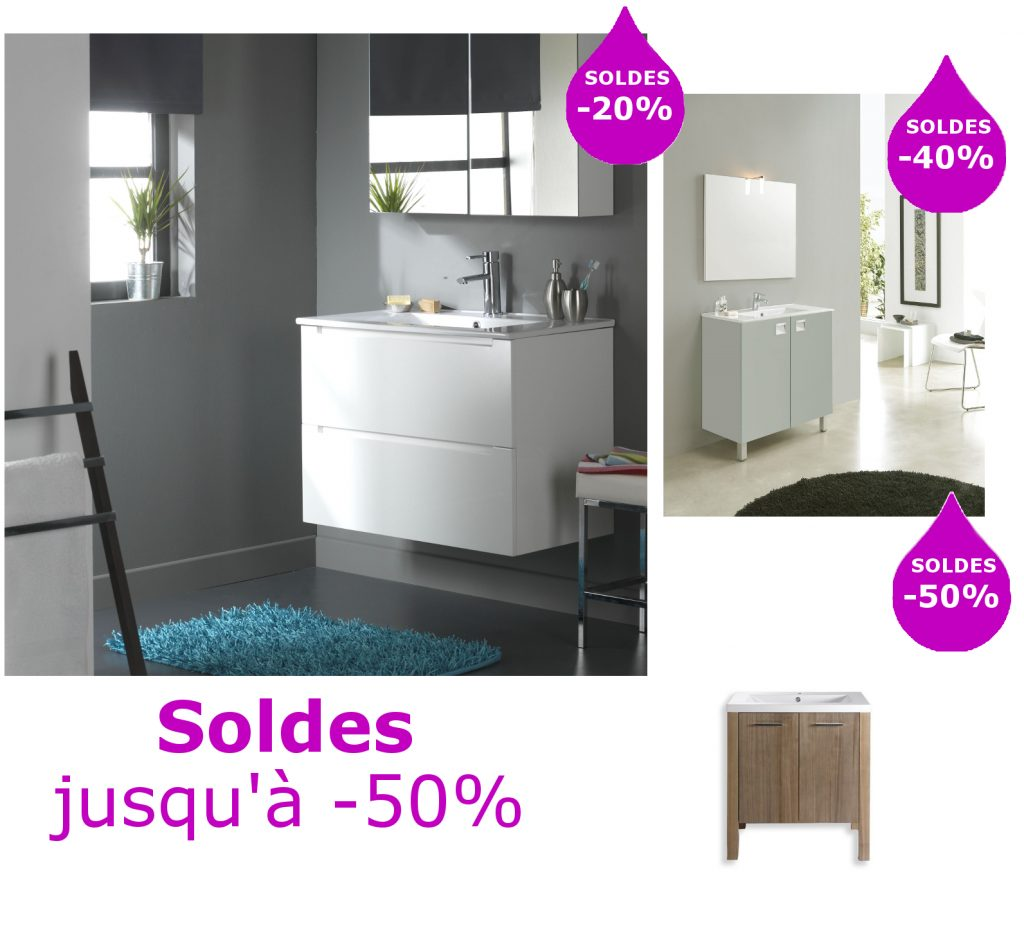 soldes d 39 t 2016 une salle de bain design pas cher. Black Bedroom Furniture Sets. Home Design Ideas