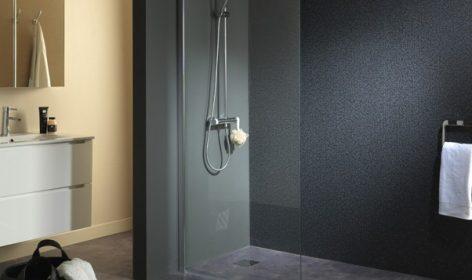 paroi de douche design