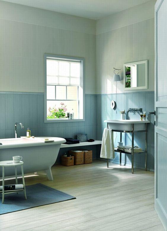 Salle de bain ancienne inspirations et id es de d coration - Enseigne salle de bain ...