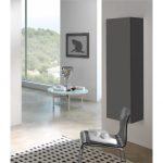 un meuble de rangement colonne