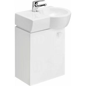 salle de bain etroite meuble gain de place salle de bain. Black Bedroom Furniture Sets. Home Design Ideas