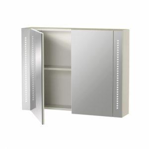 armoire avec miroir lumineux