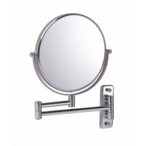 un miroir cosmétique grossissant