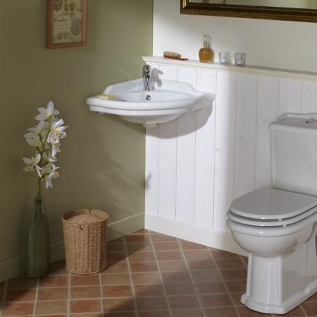 Lavabo retro - Vente éviers salle de bain style vintage