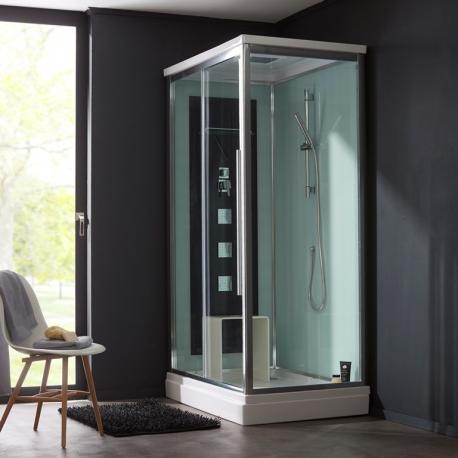 Cabine de douche integrale pas cher - Cabine PlaneteBain
