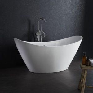 une baignoire Joséphine modernisée