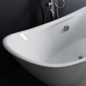 une baignoire de style Empire