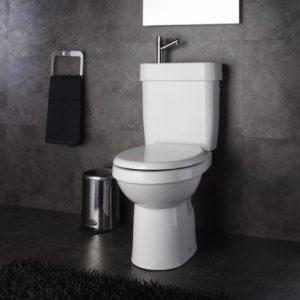 ensemble WC complet avec lave-mains